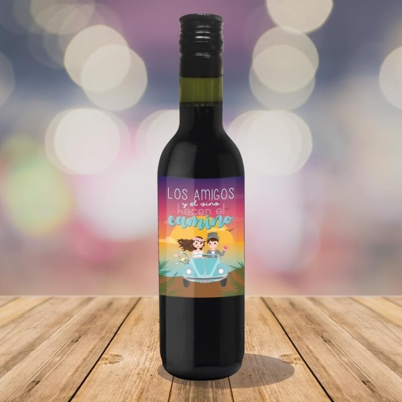 Botellas de Vino para Bodas Licores y Vinos Detalles Boda Hombre