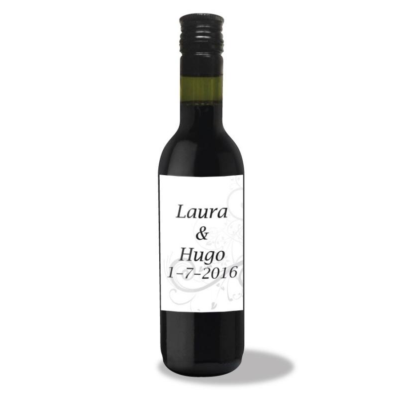 Botellas de Vino Personalizadas para Bodas