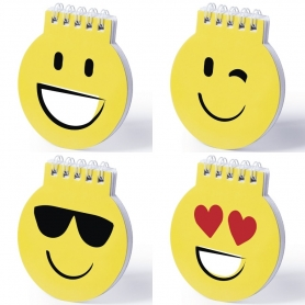 Mini Libreta Emoticonos