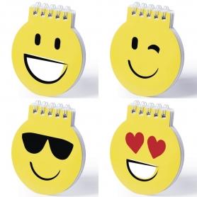 Mini Libreta Emoticonos
