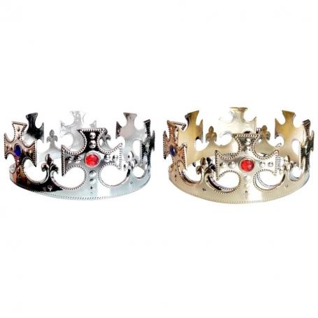 Corona de Rey Accesorios para disfraces Complementos para