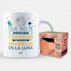 Taza Bonita con Frase Motivadora 6.81 €
