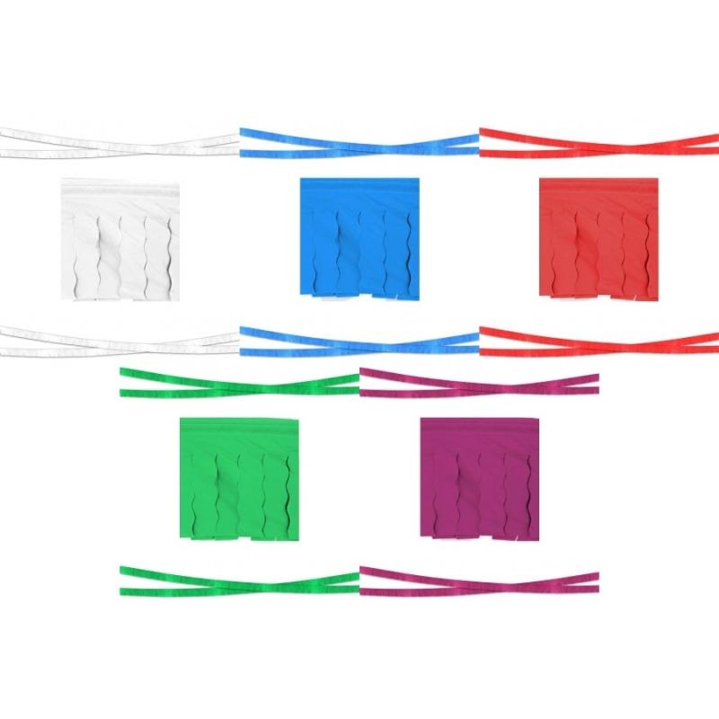 Guirnalda de Flecos de Plástico