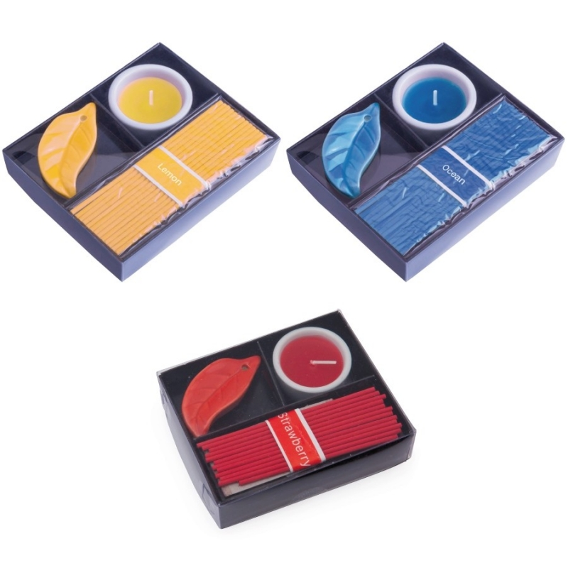 Incense and Candle Set