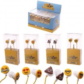 Auriculares de Emoticonos  Auriculares Regalitos 6,39€
