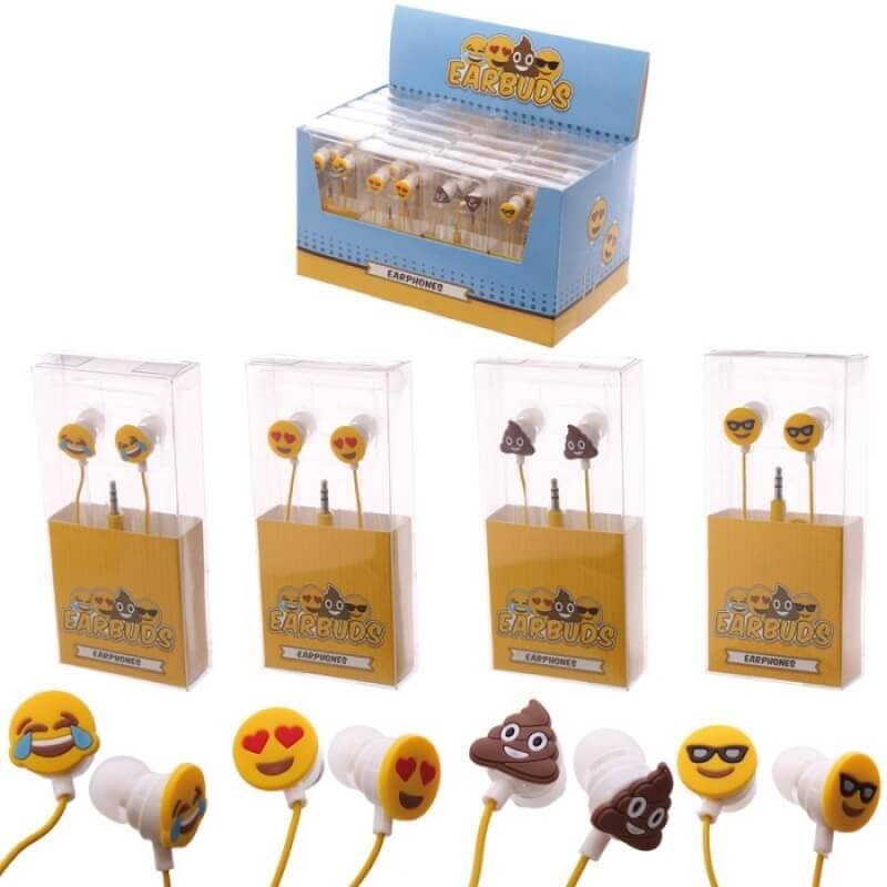 Auriculares de Emoticonos