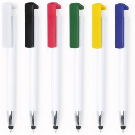 Bolígrafo con Soporte para Smartphone