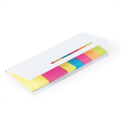 Libreta de Post-It Personalizada para Bautizos Bolígrafos y