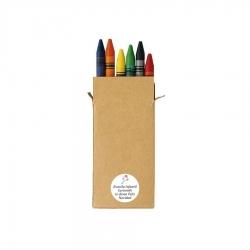 Lápices de Cera para Niños  Para Niños Detalles Publicitarios
