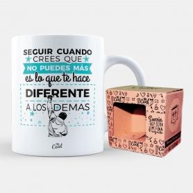 Taza Original con Frase Positiva 6.81 €