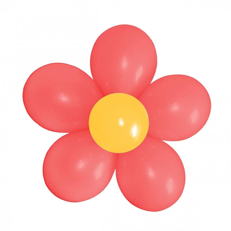 Pack para Hacer una Flor de Globos  Globos
