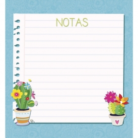 Notas de Cactus 1.05 €