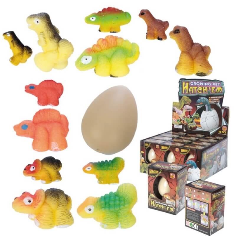 Huevo de Dinosaurio Sorpresa Detalles Niños Detalles Cumpleaños