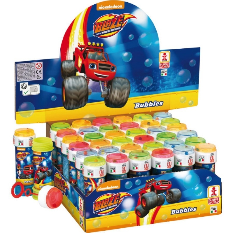 Pompero Blaze and the Monster Machines