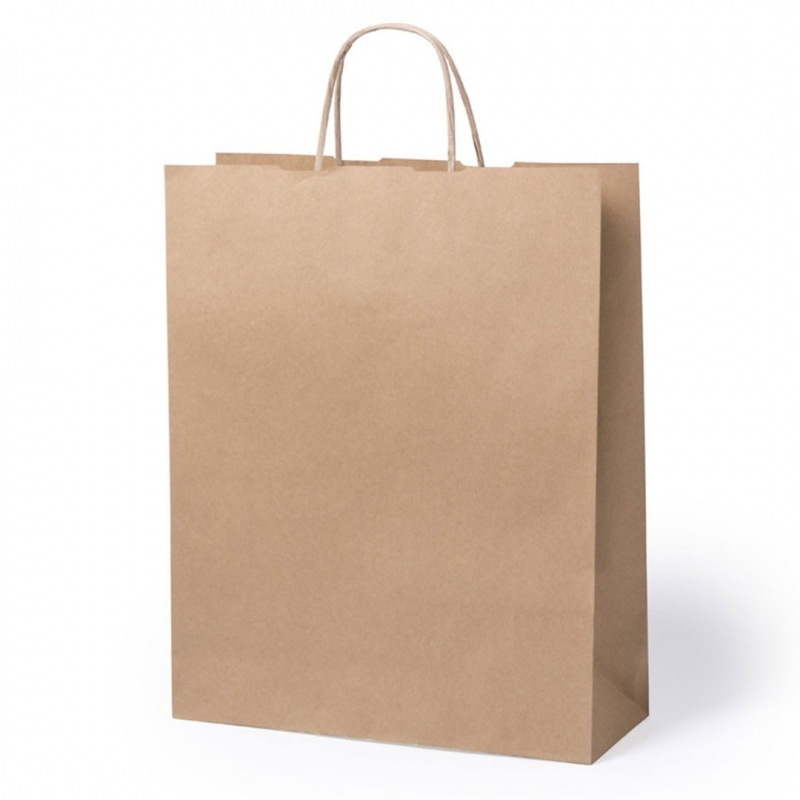 Bolsa de regalo de papel kraft - Bolsa de papel para regalo ...