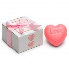 Jabones con Forma de Corazón  Jabones Regalitos 0,62€