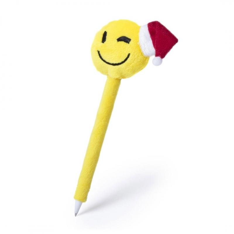 Bolígrafo Emoticonos Navideños 1.37 €
