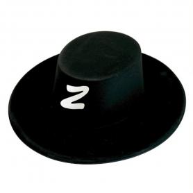 Sombrero El Zorro  Pelucas y Sombreros Complementos para