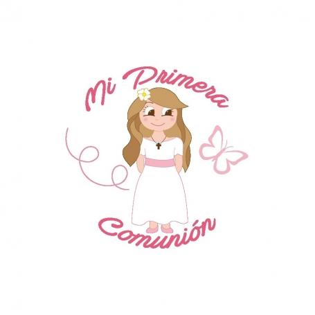 Petaca para Comunión de Niña Detalles Personalizados Detalles