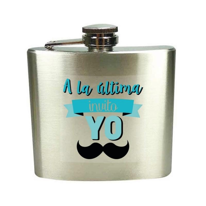 Original Wedding Flask
