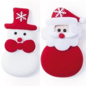 Imanes Navideños  Navidad Regalos y detalles invitados 1,05€