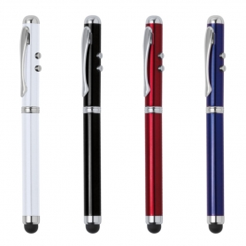 Bolígrafo con Láser en Estuche