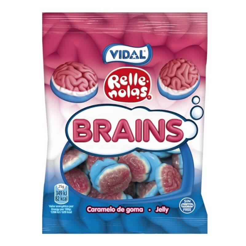 Cerebros de Gominola