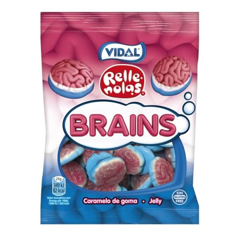 Cerebros de Gominola  Detalles Dulces