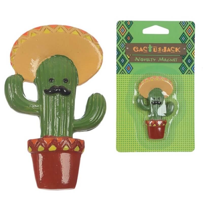 Imán Cactus  Imán