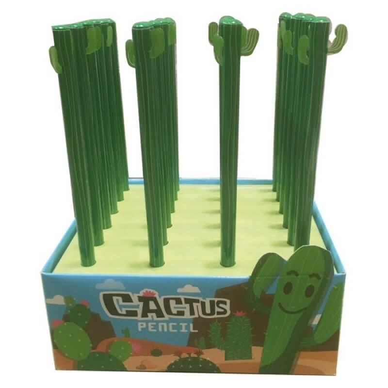 Lápiz Cactus  Lápiz