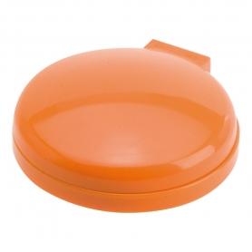 Espejo con Cepillo Naranja