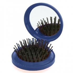 Espejo con Cepillo Azul  Espejos