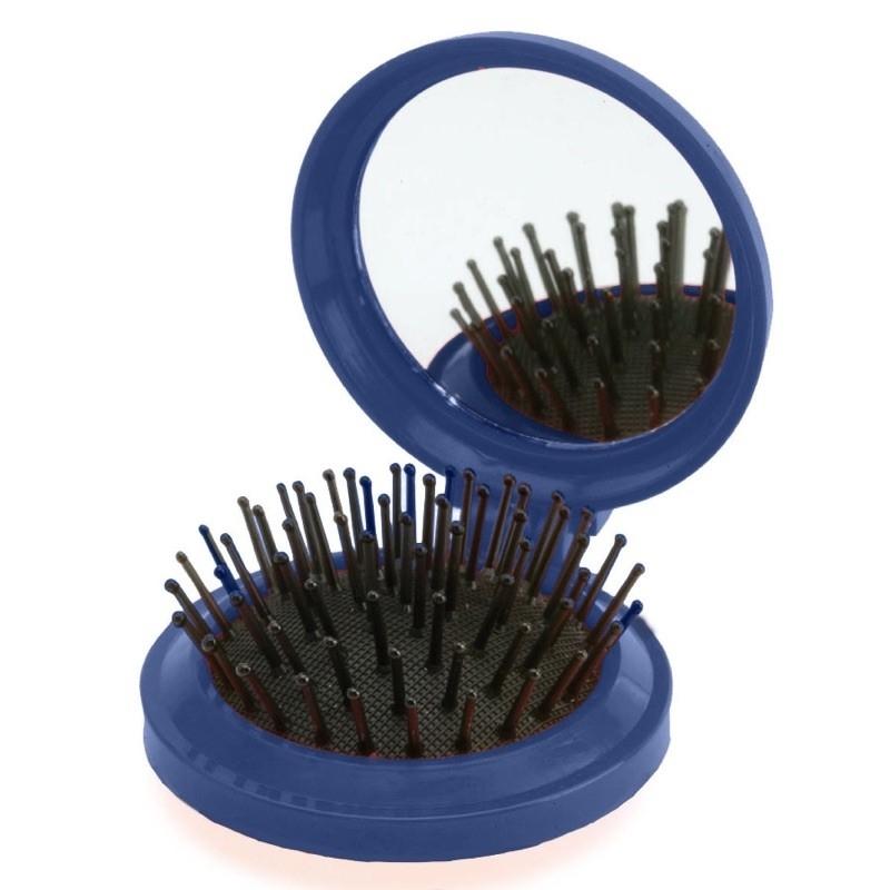 Espejo con Cepillo Azul
