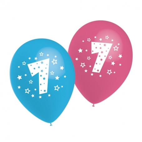 Balloons with Numbers