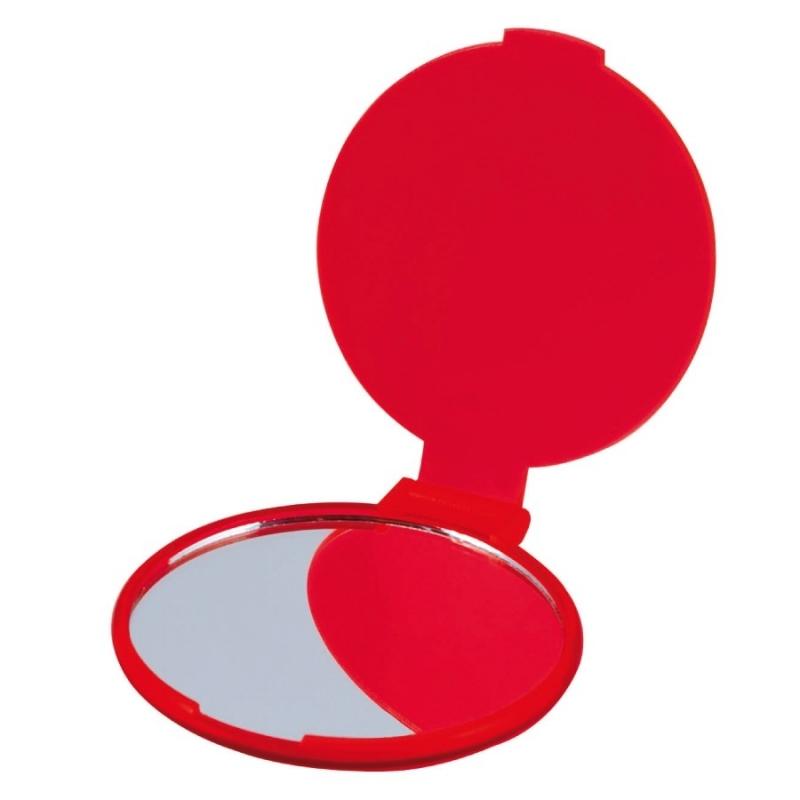 Espejito Plegable Rojo Espejitos Boda Detalles Boda Mujer