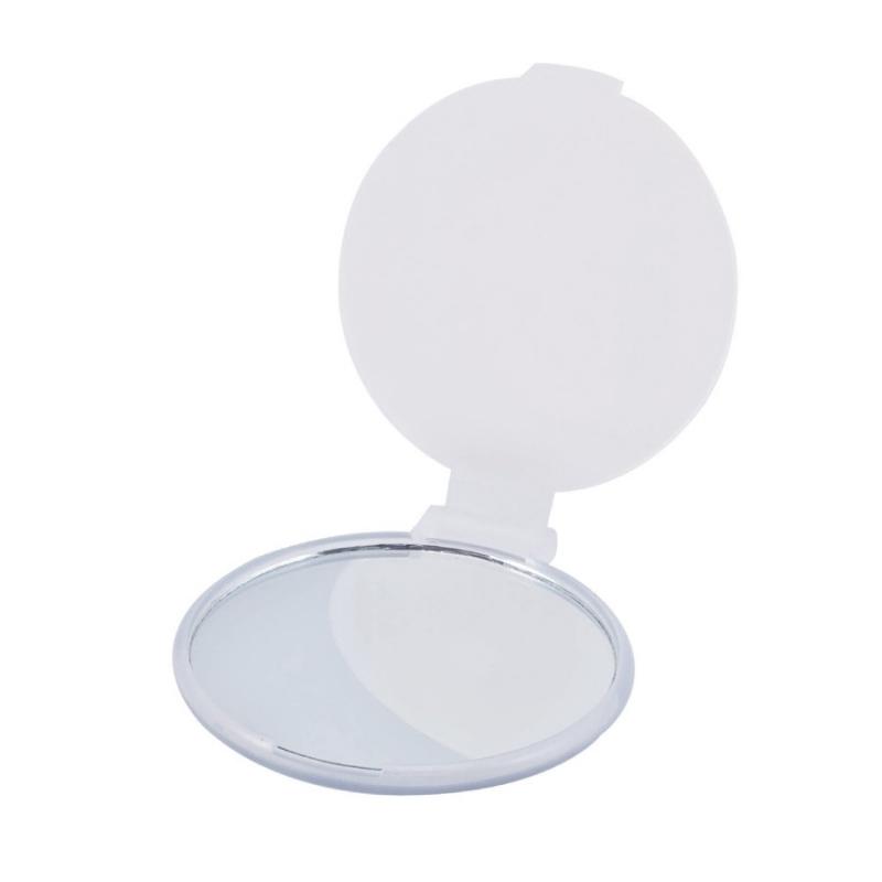 Espejito Plegable Blanco  Espejos