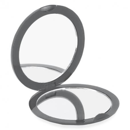 Espejo Doble Plegable Blanco Espejos Regalitos