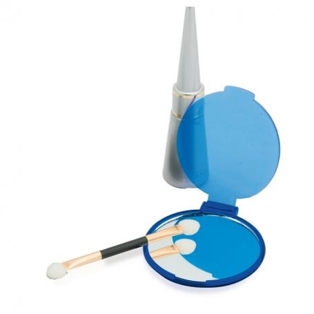 Espejito Plegable Azul  Espejos
