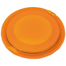 Espejo Doble Plegable Naranja