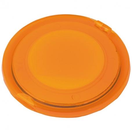 Espejo Doble Plegable Naranja Espejos Regalitos