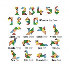 Puzzle de Madera