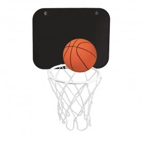 Pelota y Canasta de Baloncesto