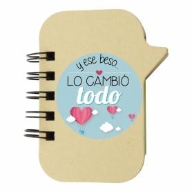 Libreta Romántica  Libretas
