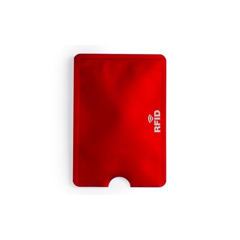 Tarjetero de Seguridad Color: negro, blanco, gris, rojo, azul