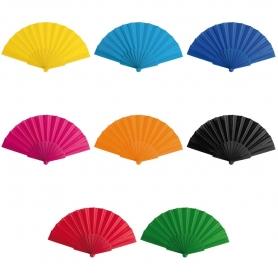 Abanicos de Colores para Celebraciones