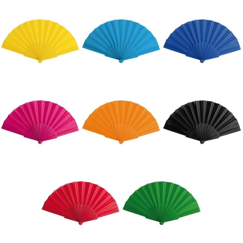 Abanicos de Colores para Celebraciones Abanicos Regalitos