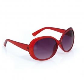 Gafas de Sol para Mujeres Color: blanco, negro, rojo Gafas