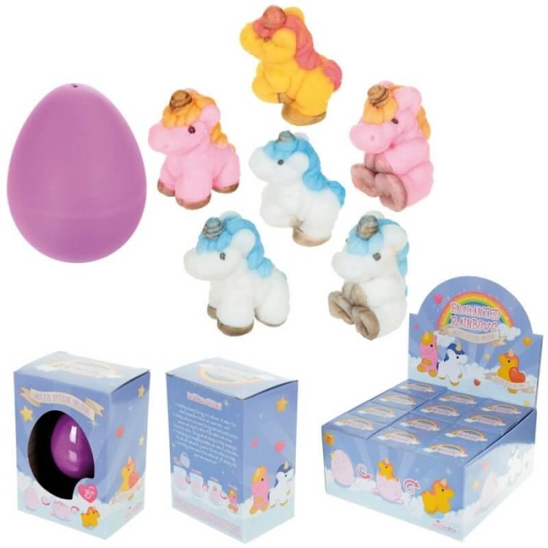Huevos de Unicornio Originales y Divertidos Niños Detalles Boda