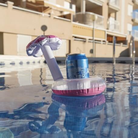 Flotador para Latas Regalos Verano Regalos Cumpleaños