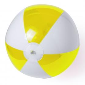 Pelotas Hinchables para el Verano Color: amarillo, naranja